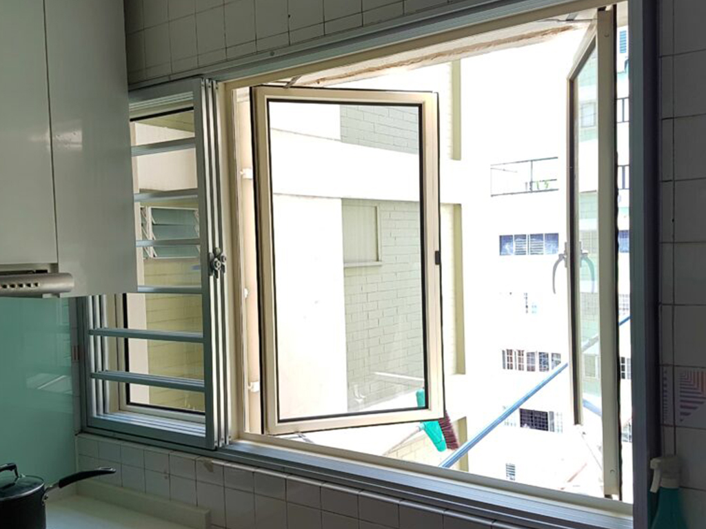 HDB Casement window