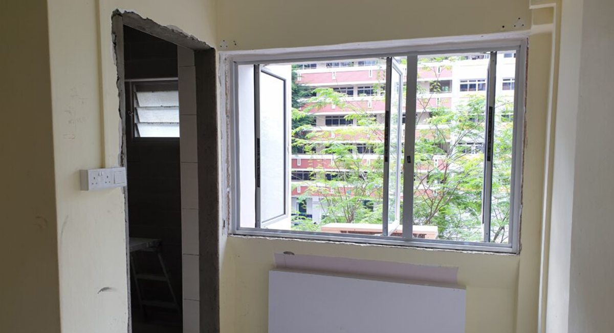 Windows Installation -Singapore